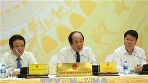 Bộ trưởng Mai Tiến Dũng: Hà Nội phải đi đầu trong thanh toán điện tử