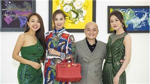 NTK Cao Minh Tiến lần đầu mở triển lãm tranh