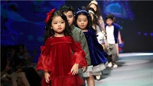 Ngắm hoa hậu nhí du lịch quốc tế Diễm My tự tin trên sàn catwalk