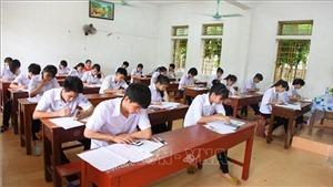 Kỳ thi Trung học phổ thông quốc gia 2019: Dự kiến ngày 14/7 công bố kết quả thi