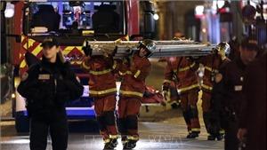 Hỏa hoạn tại Paris Pháp, 3 người đã chết