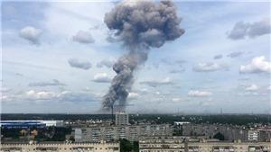 Nga: Nổ lớn tại nhà máy sản xuất chất nổ TNT, 19 người đã chết