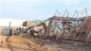 Thủ tướng yêu cầu khẩn trương khắc phục hậu quả vụ tai nạn lao động