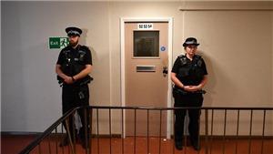 Cảnh sát Anh điều tra vụ đâm dao ở thành phố Reading theo hướng khủng bố
