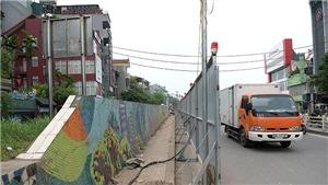 TP Hà Nội phá dỡ 600 m đường gốm sứ để mở rộng đường Âu Cơ