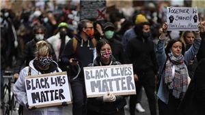 Thủ tướng Anh: Các phần tử cực đoan 'giật dây' biểu tình chống phân biệt chủng tộc