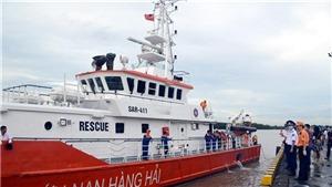 Cứu nạn tàu cá TH 90282 TS va chạm với tàu Annie Gas 09: Bàn giao 4 thi thể thuyền viên còn lại cho gia đình