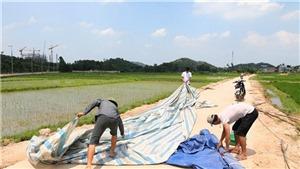 Hà Nội: Vướng mắc tại bãi rác Nam Sơn đã cơ bản được giải quyết