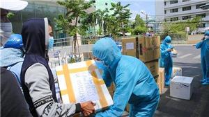 Dịch COVID-19: Bộ Xây dựng hỗ trợ Đà Nẵng xây dựng bệnh viện dã chiến