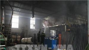 Phát hiện nhiều loại hóa chất độc hại có chỉ số vượt chuẩn sau vụ cháy ở Long Biên, Hà Nội