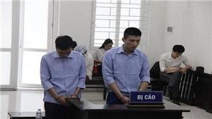 Hai cựu cán bộ Công an huyện Thanh Trì, Hà Nội lĩnh án tù vì nhận hối lộ