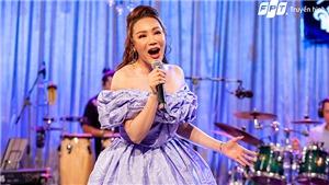 Hồ Quỳnh Hương gọi cả 'bầu trời' kỉ niệm về với khán giả