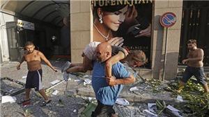 Vụ nổ ở Beirut: Hơn 300.000 người mất nhà cửa, ước tính thiệt hại kinh tế hơn 3 tỷ USD