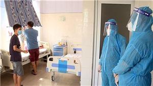 Ghi nhận thêm 2 ca mắc COVID-19 tại Đà Nẵng và Hải Dương