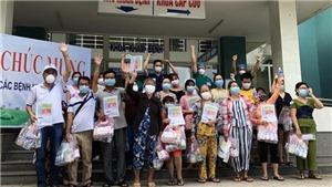 Dịch COVID-19: Thêm bệnh nhân được công bố khỏi bệnh tại Đà Nẵng, Quảng Trị