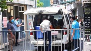 Hà Nội tiếp tục thực hiện quyết liệt các biện pháp phòng, chống dịch theo chỉ đạo của Thủ tướng Chính phủ