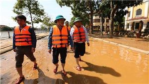 Ứng phó với bão số 8: Quảng Bình chủ động phương án di dời dân ra khỏi vùng nguy hiểm