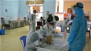 Thêm 9 ca dương tính với SARS-CoV-2 đã được cách ly sau khi nhập cảnh