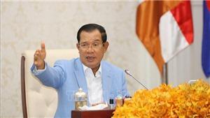Dịch COVID-19: Thủ tướng Campuchia Hun Sen và phu nhân xác nhận âm tính với SARS-CoV-2