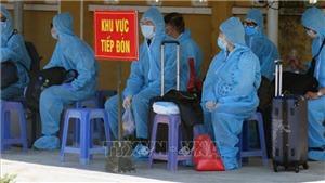 Thêm 2 ca mắc COVID-19 được cách ly ngay sau khi nhập cảnh tại Quảng Ninh và Bà Rịa - Vũng Tàu