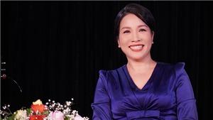 'Vui hát ca, sống thăng hoa' trong 21 ngày làm học sinh của Mỹ Linh