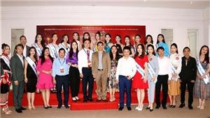 18 thí sinh lọt vào vòng Chung kết Người đẹp Hạ Long 2020