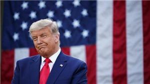 Bầu cử Mỹ 2020: Tổng thống Donald Trump lần đầu tiên đề cập ông Joe Biden thắng cử