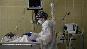 Dịch COVID-19: Ukraine ghi nhận số ca tử vong cao nhất - Tokyo công bố số ca mắc cao nhất