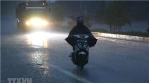 Bắc Bộ nhiệt độ giảm sâu, Trung Bộ và Nam Bộ tiếp tục có mưa và dông