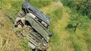 Vụ xe UAZ rơi xuống vực ở Hà Giang: Đình chỉ công tác một đăng kiểm viên
