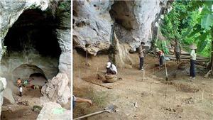 Kể chuyện lịch sử từ trong lòng đất (Kỳ 8): Kỳ lạ thói quen 'ăn đá' của cư dân cổ Xóm Trại