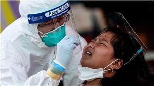 Dịch COVID-19: Thái Lan xét nghiệm hơn 10.000 người sau khi ghi nhận ổ dịch mới