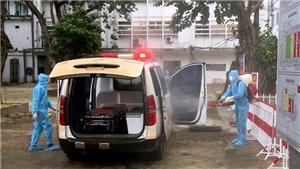Dịch COVID-19: Bệnh nhân tái dương tính với SARS-CoV-2 ở Thái Bình đã được xuất viện