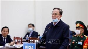 Xét xử phúc thẩm vụ Đinh Ngọc Hệ: Cựu Thứ trưởng Bộ Quốc phòng Nguyễn Văn Hiến được giảm án