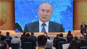 Tổng thống Nga Putin khẳng định sẵn sàng làm việc với tất cả lãnh đạo trên thế giới