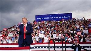 Tổng thống Mỹ Donald Trump được đề cử giải Nobel Hòa bình 2021