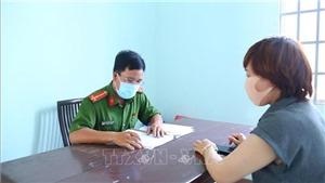 Phạt chủ tài khoản facebook bịa thông tin 'Bệnh nhân mắc Covid-19 nhỏ tuổi nhất Việt Nam'
