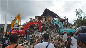 Động đất tại Indonesia: Số người thiệt mạng tăng