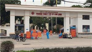 Bệnh viện dã chiến tại Trung tâm Y tế thành phố Chí Linh sẽ tiếp nhận bệnh nhân COVID-19