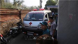 Tuyên án tử hình kẻ phóng hỏa làm 5 người tử vong ở TP HCM