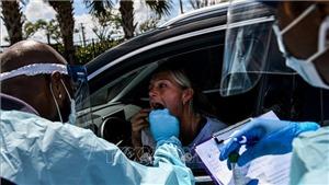 Dịch Covid-19: Mỹ ghi nhận số ca nhiễm và tử vong theo ngày cao nhất - Số ca tử vong tại Brazil vượt quá 200.000 ca