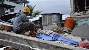 Indonesia cảnh báo nguy cơ sóng thần sau động đất - Ít nhất 34 người thiệt mạng