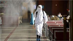Dịch Covid-19: Trung Quốc đại lục ghi nhận số ca nhiễm mới trong một ngày cao nhất trong hơn 10 tháng