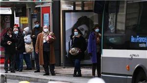 Dịch Covid-19: Pháp ghi nhận số ca tử vong cao nhất trong một tuần