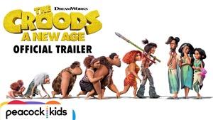 Sự trở lại ngoạn mục của 'The Croods: A New Age'