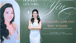 Hiền Nguyễn Soprano 'jazz hoá' thính phòng trong live concert 'Yêu'