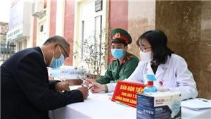 Tiêm thử nghiệm vaccine phòng Covid-19 giai đoạn 2 tại Long An