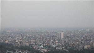 Miền Bắc vẫn ô nhiễm không khí kéo dài trong ngày