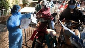 Hà Nội: Ca Covid-19 thứ 22 ở chung cư 88 Láng Hạ BN1956 tiếp xúc nhiều người