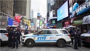 Mỹ triển khai 500 cảnh sát sau hàng loạt vụ tấn công bằng dao ở New York